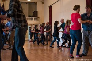 Tuesday Night Swing Dance Classes With Portland Swing