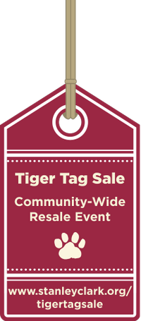 The Stanley Clark School Tiger Tag Sale | WVPE