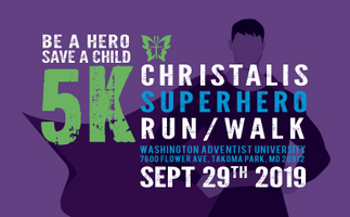 5k Christalis Superhero Run/Walk | WYPR